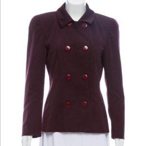 Christian Dior Vintage Double-Breasted Blazer 4